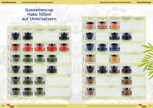 Gusseisencups